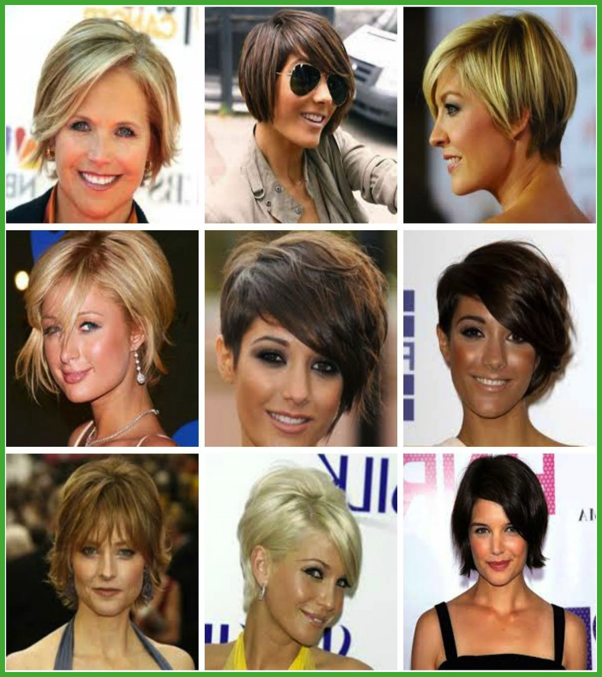 Short Bob Hairstyles For Fine Hair Graph Short Hairstyles For Oval Intended For Short Hairstyles For Fine Hair Oval Face (View 19 of 25)