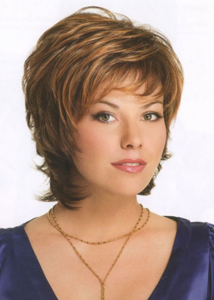 Short Bob Hairstyles For Over 50S » Best Hairstyles & Haircuts For Throughout Short Hair For Over 50S (View 15 of 25)