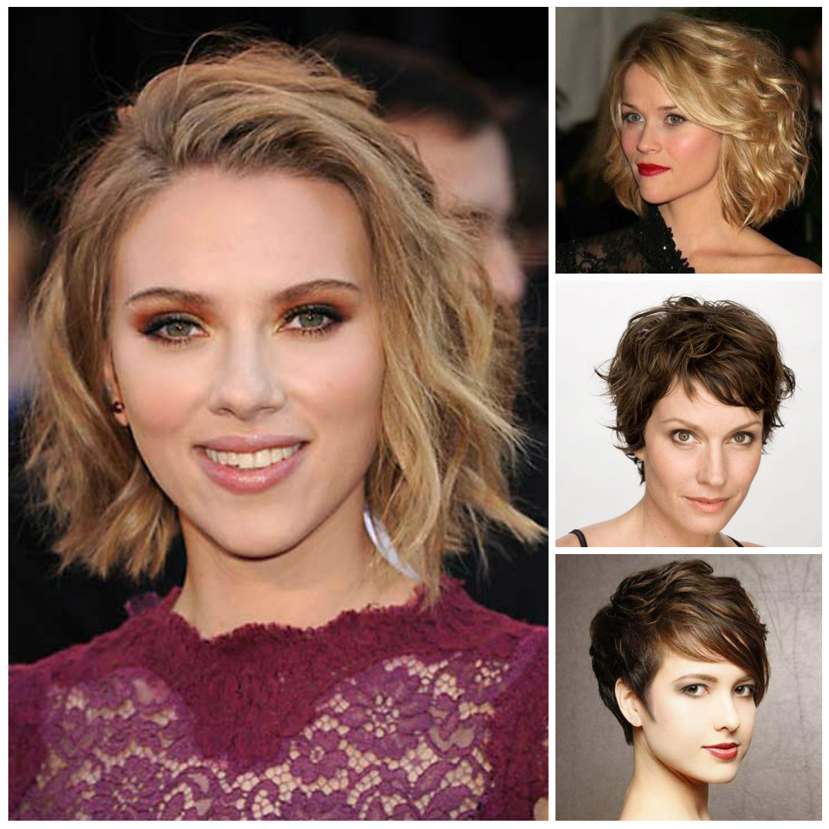 Short Chic Tousled Haircuts For 2016 | 2019 Haircuts, Hairstyles And Regarding Tousled Short Hairstyles (View 16 of 25)