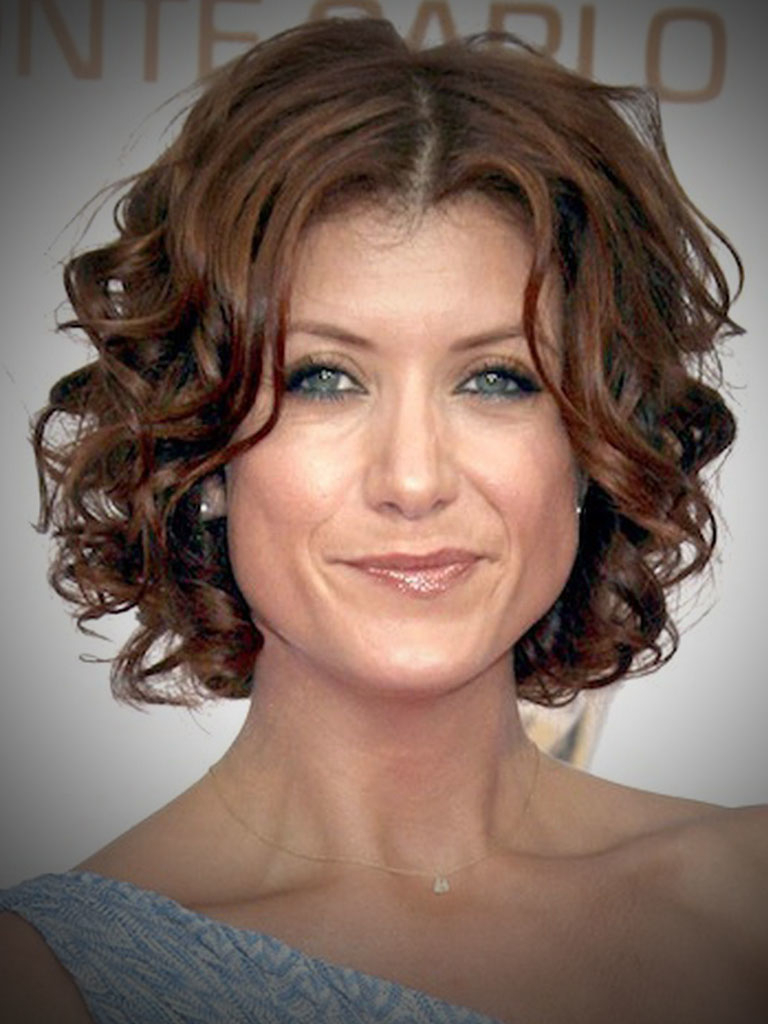 Short Curly Haircuts For Long Faces – Short And Cuts Hairstyles Inside Wavy Short Hairstyles For Round Faces (View 24 of 25)