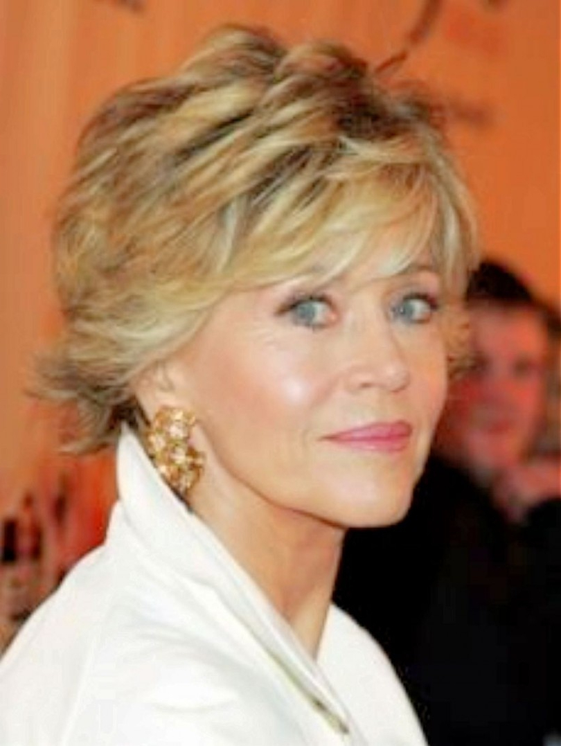 Short Curly Haircuts For Older Women Short Hairstyles For Mature With Mature Short Hairstyles (View 25 of 25)