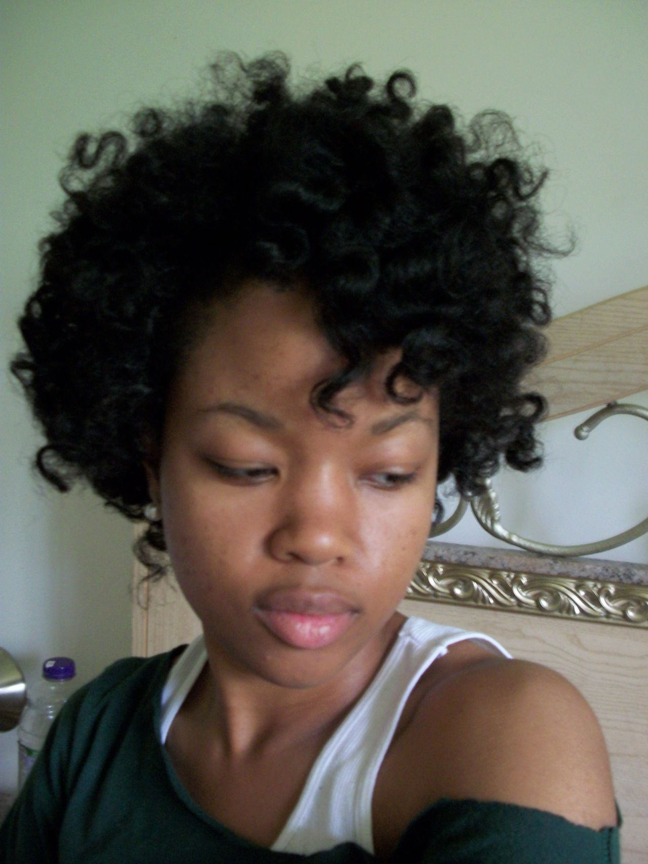Short Curly Hairstyles For Black Women – Hairstyle For Black Women In Curly Short Hairstyles For Black Women (View 9 of 25)