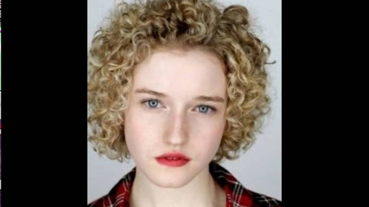 Short Curly Hairstyles For Round Faces ? Curly Hairstyles For Short With Wavy Short Hairstyles For Round Faces (View 6 of 25)