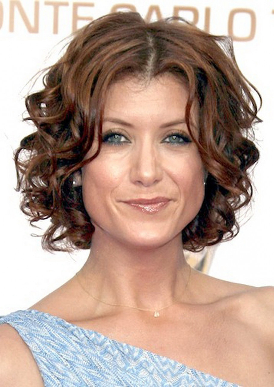 Short Curly Hairstyles For Round Faces ? Curly Hairstyles For Short Within Short Haircuts For Round Faces With Curly Hair (View 18 of 25)