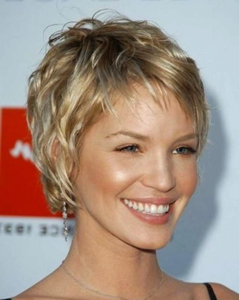 Short Curly Hairstyles For Thin Hair Intended For Short Curly Hairstyles For Fine Hair (View 11 of 25)