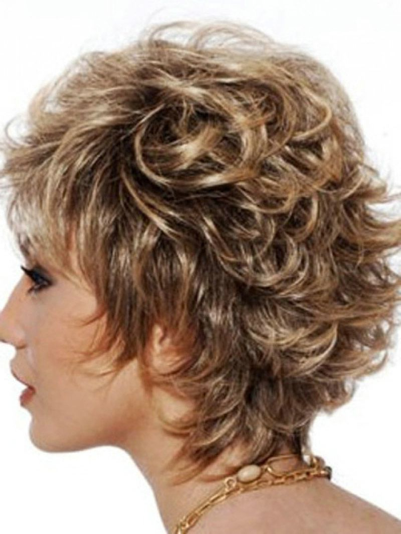 Short Curly Stacked Bob Hairstyles 2017 – Hairstyles Regarding Stacked Curly Bob Hairstyles (View 7 of 25)