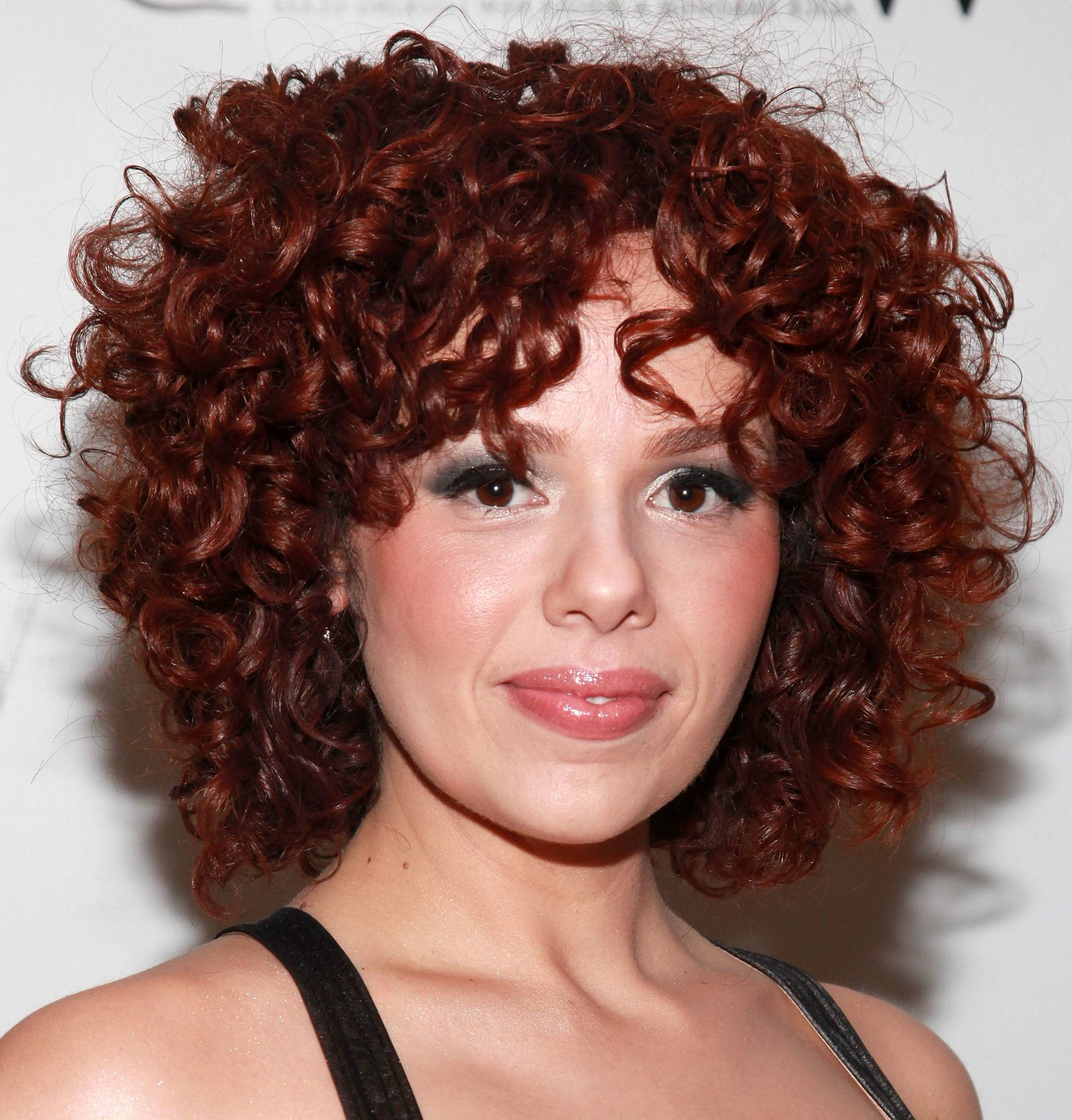 Short Cut Curly Hairstyles – Hairstyle For Women & Man Pertaining To Short Haircuts For Very Curly Hair (View 4 of 25)