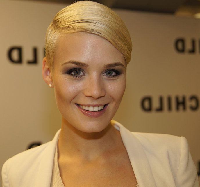 Short Cut With Deep Side Part   Styles Weekly Throughout Short Haircuts With Side Part (View 4 of 25)