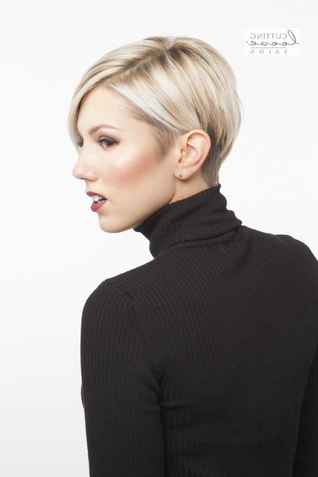 Short Feminine Hairstyles – Leymatson Inside Short Feminine Hairstyles For Fine Hair (View 8 of 25)