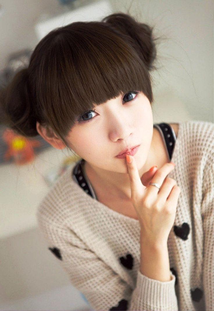Short Hair Asian Women – Klubovykatalog Intended For Korean Girl Short Hairstyle (View 25 of 25)