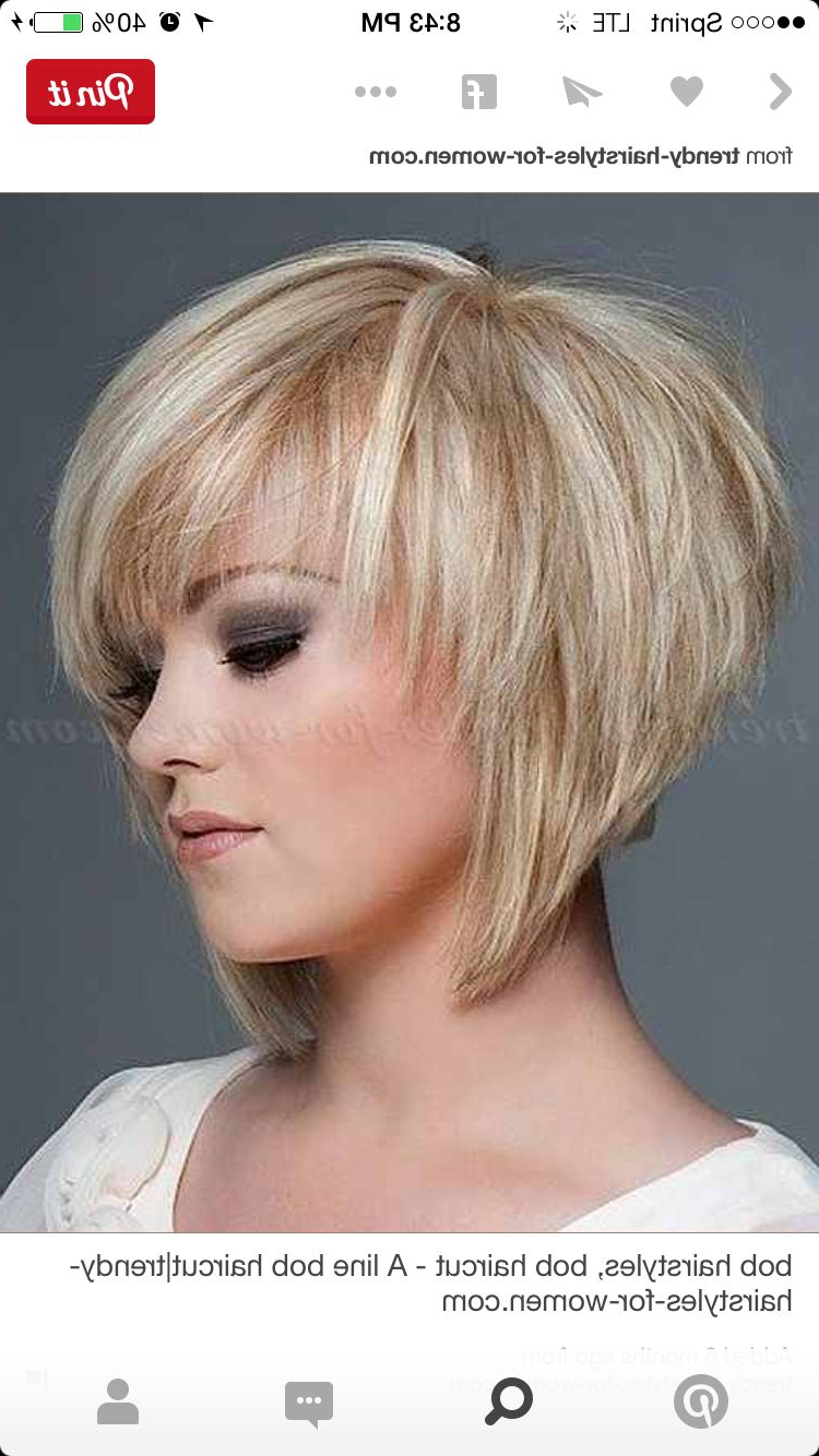 Short Hair | Cool Hair | Pinterest | Short Hair, Shorts And Hair Style In Ladies Short Hairstyles With Fringe (View 15 of 25)