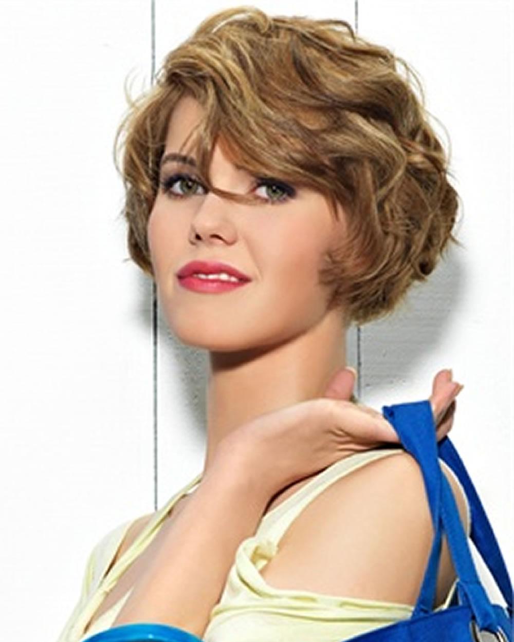 Short Hair Models 2018 – Newest Short Haircut Designs For 2018 Intended For Short Hair Cut Designs (View 24 of 25)