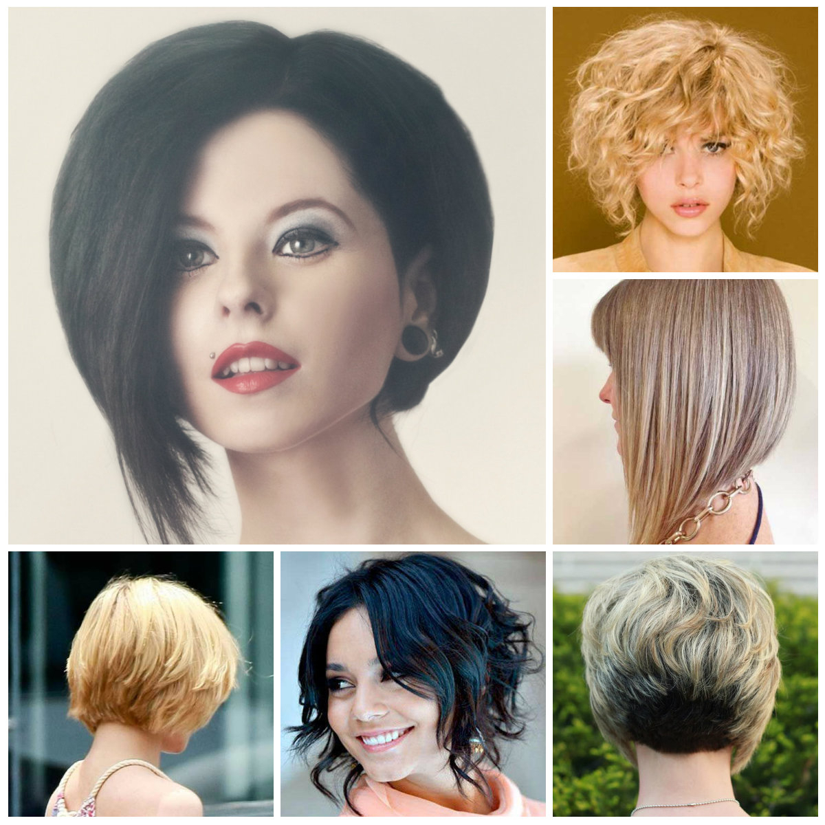 Short Hair On Chubby Face – Hairstyle For Women & Man Within Short Haircuts For Chubby Face (View 9 of 25)