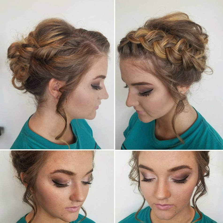 Short Hair Prom Hairstyles | Best Hairstyles And Haircuts For Women Inside Cute Short Hairstyles For Homecoming (View 11 of 25)