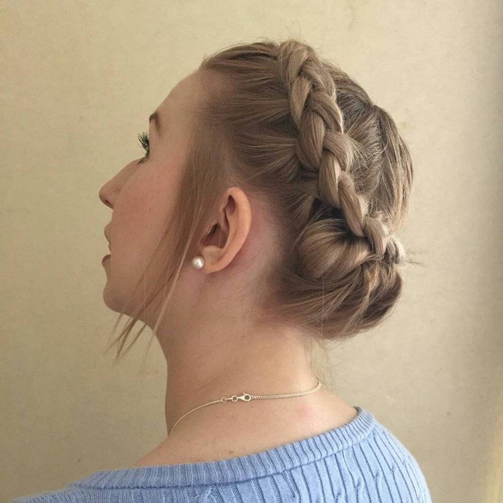 Short Hair Prom Style – Gallery Hairstyle Ideas With Short Hairstyles For Prom (View 18 of 25)