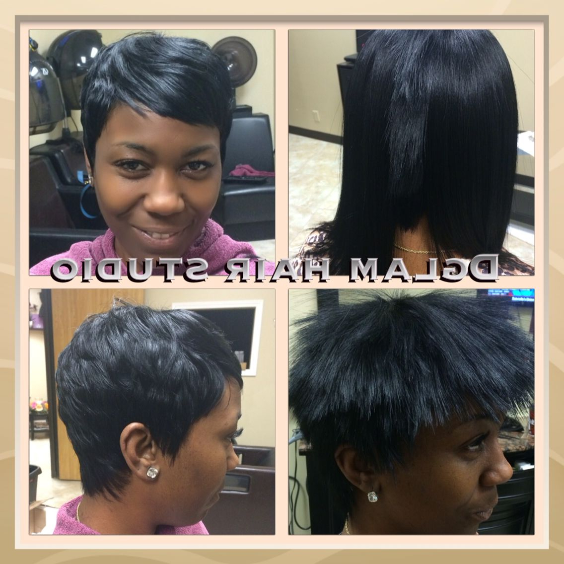 Featured Photo of Razor Cut Short Hairstyles