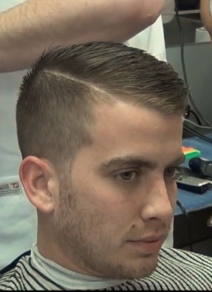 Featured Photo of Short Haircuts With Side Part