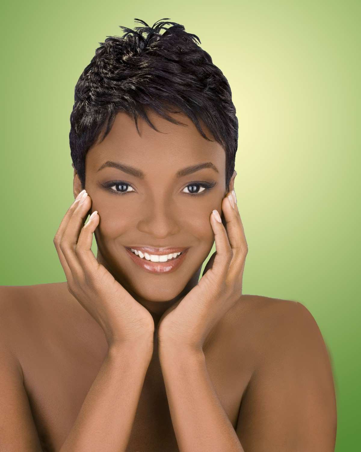 Short Hair Style For Black Women Best Of Top 14 Casual Short Throughout Black Women With Short Hairstyles (View 14 of 25)