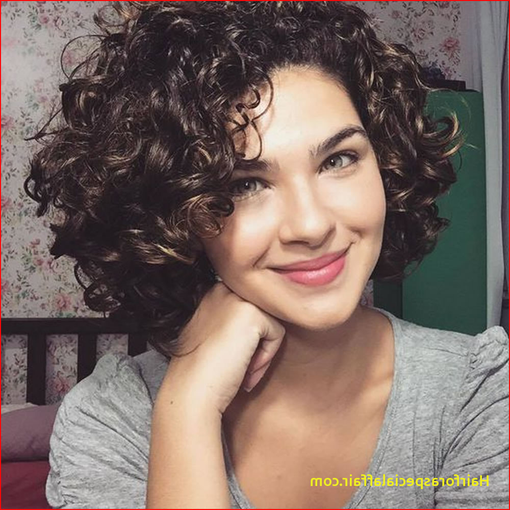 Short Hair Styles For Wavy Hair Curly & Wavy Short Hairstyles And Regarding Women Short Hairstyles For Curly Hair (View 19 of 25)