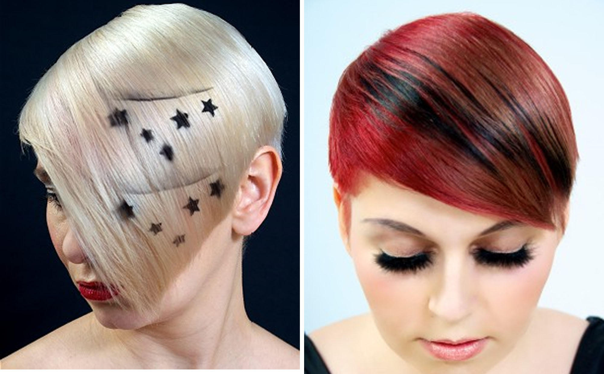 Short Hair Styles With Color | Short Hairstyles within Cute Color For Short Hair