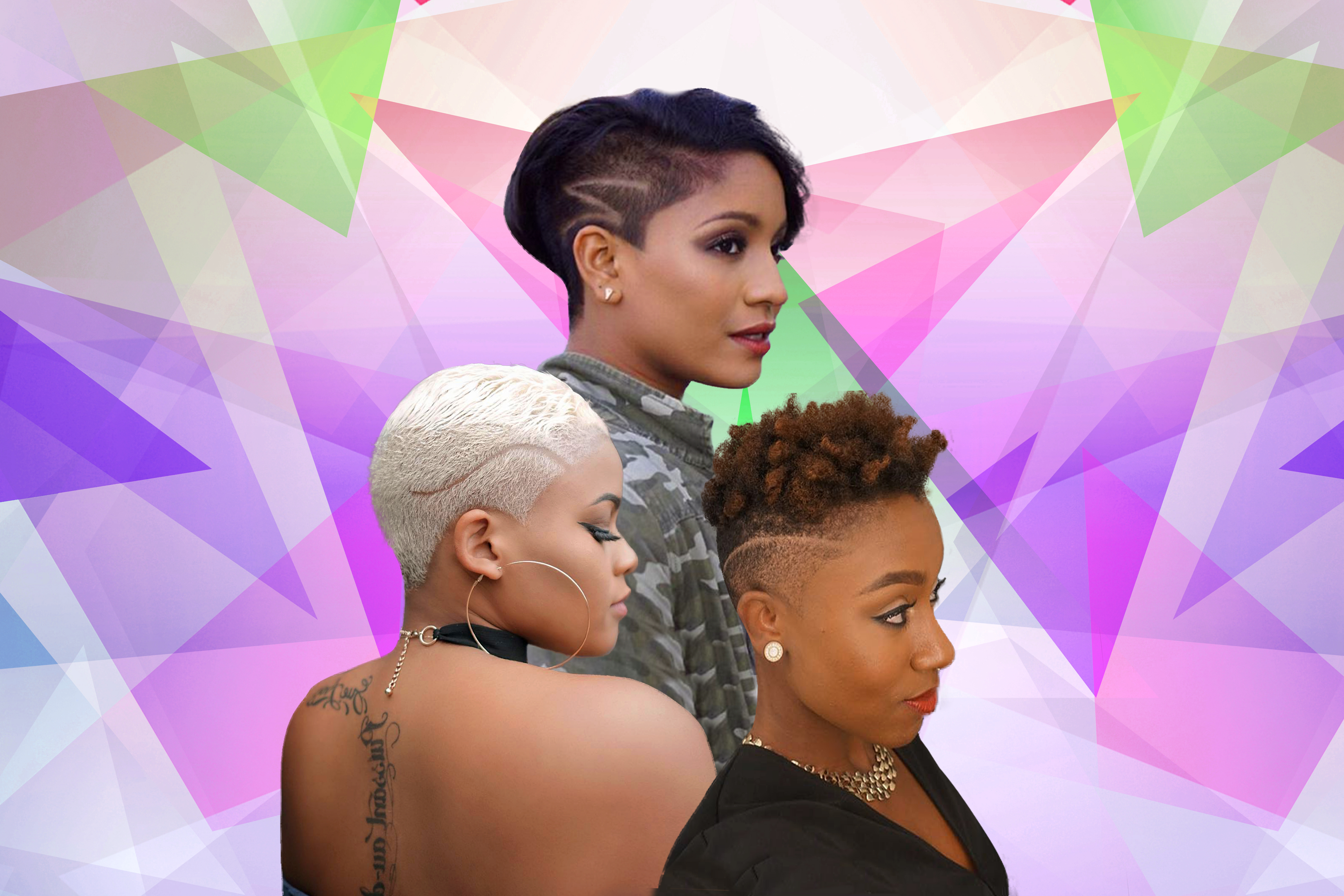 Short Haircut Designs Your Barber Needs To See – Essence Pertaining To Short Hair Cut Designs (View 17 of 25)