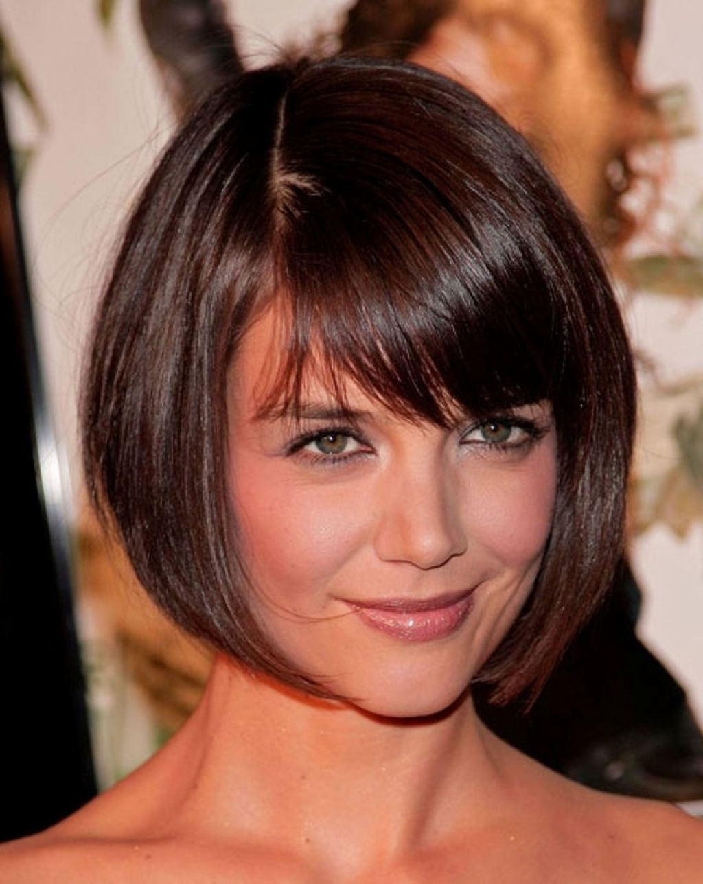 Short Haircut For Square Face Thick Hair – Wavy Haircut Inside Short Haircuts For Square Face (View 24 of 25)