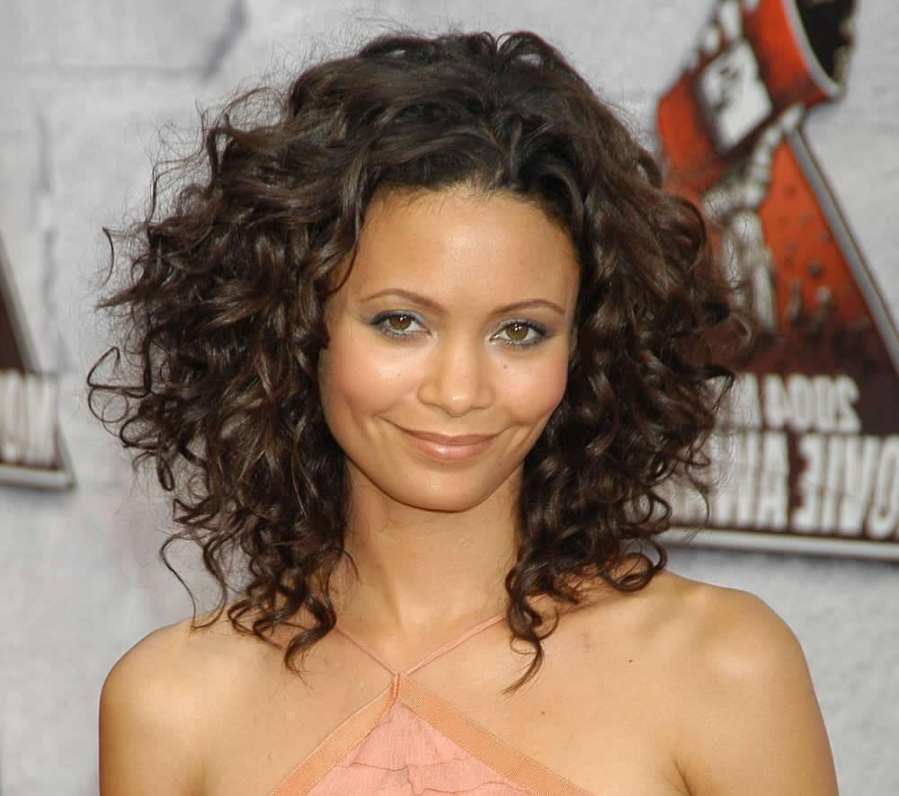 Short Haircut Styles : Short Haircut Styles For Curly Hair Haircuts With Short Hairsyles For Thick Wavy Hair (View 19 of 25)