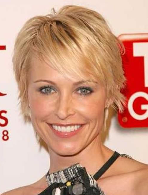 Short Haircut Styles : Short Haircuts Fine Hair Pictures Sweet Intended For White Blonde Bob Haircuts For Fine Hair (View 19 of 25)