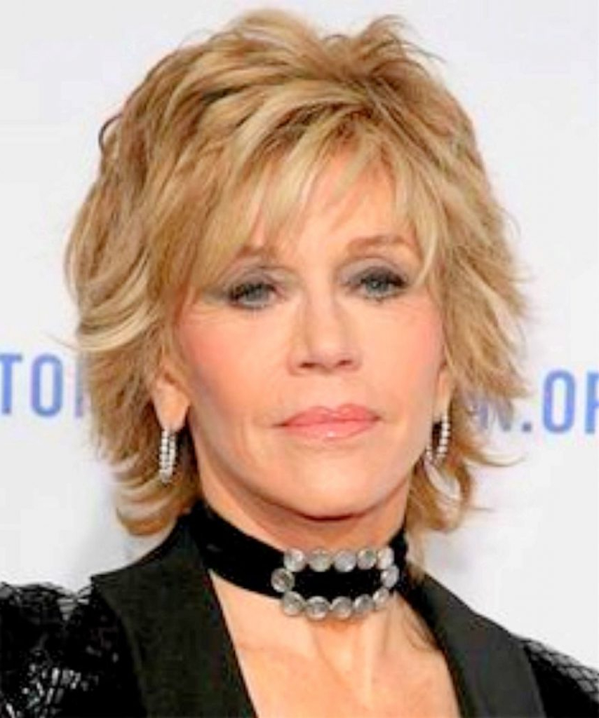Short Haircut Styles : Short Haircuts For Long Faces And Fine Hair Pertaining To Short Haircuts For Fine Hair Oval Face (View 13 of 25)