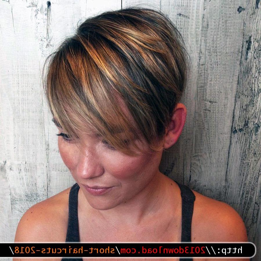 Short Haircuts 2018   Download In No Maintenance Short Haircuts (View 24 of 25)