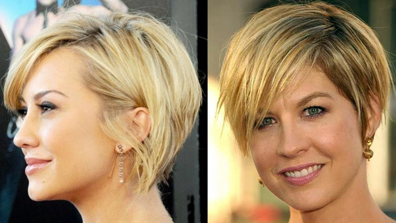 Short Haircuts 2018 For Women Over 30, 35, 40   Short Hair Cuts With Regard To Short Hairstyle For Over  (View 14 of 25)