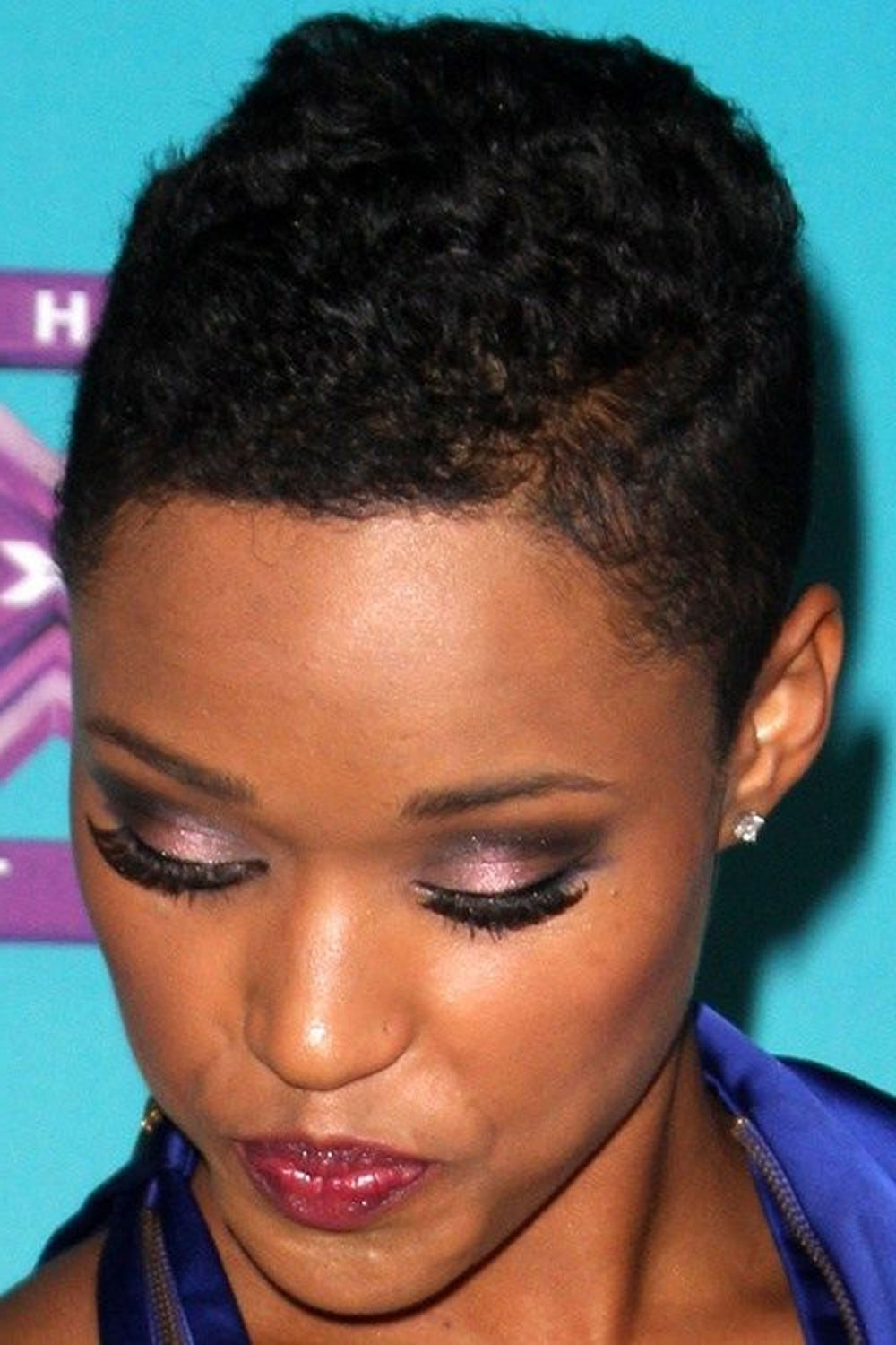 Short Haircuts African American Women 2018 & Very Short Pixie Hair Throughout African American Ladies Short Haircuts (View 3 of 25)