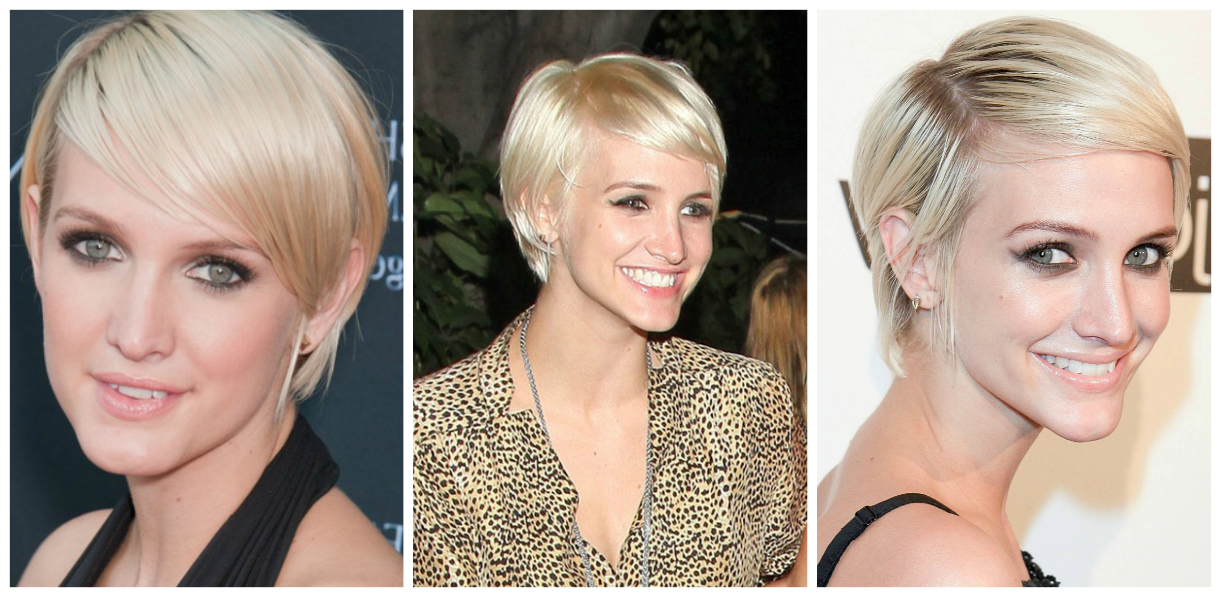 Short Haircuts And Short Hairstyle Ideas For Spring/summer 2013 Inside Short Hairstyles Cut Around The Ears (View 5 of 25)
