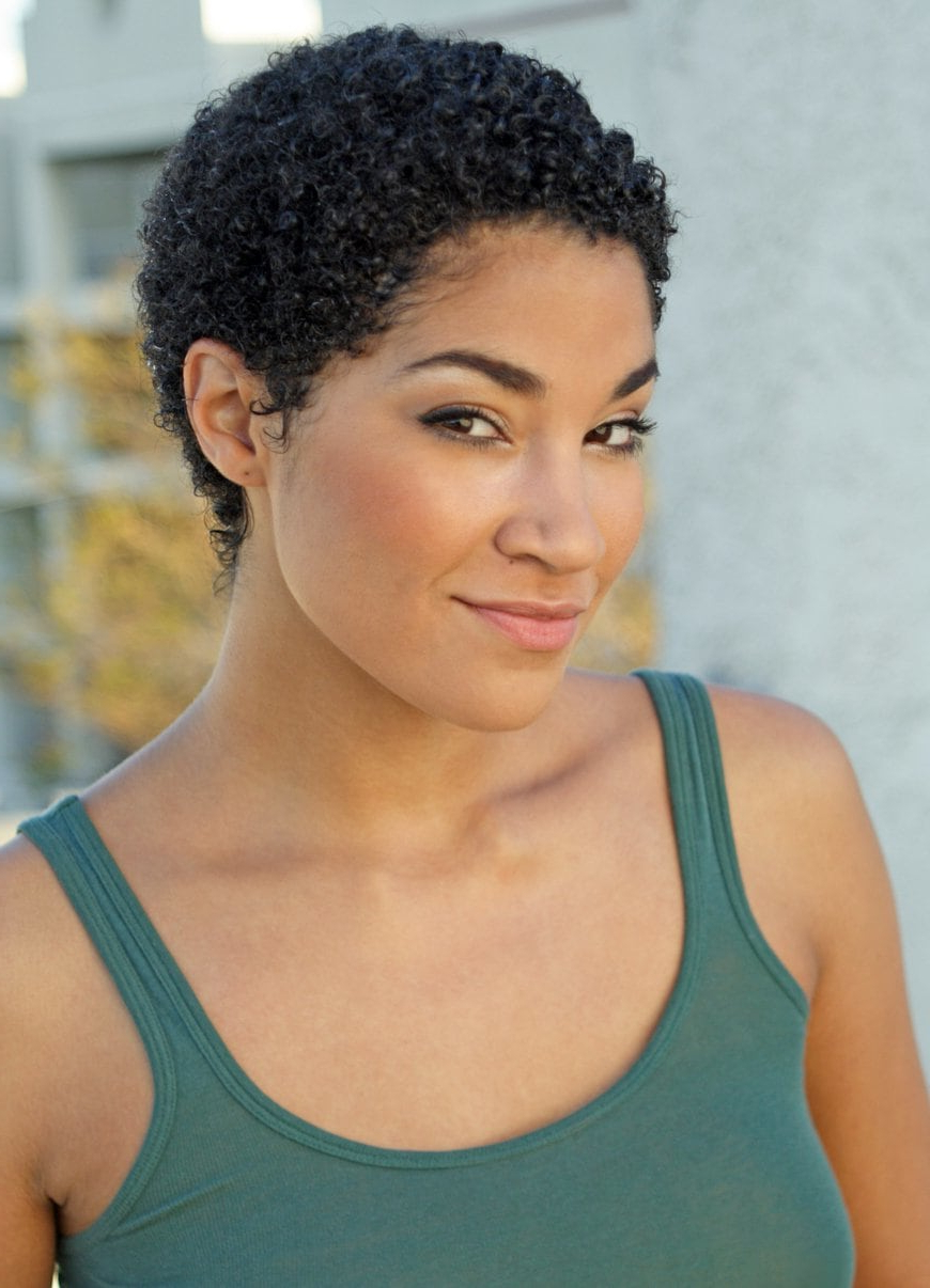 Short Haircuts For Curly Hair: 24 Short Cuts For Any Curl Pattern Inside Short Haircuts For Very Curly Hair (View 17 of 25)