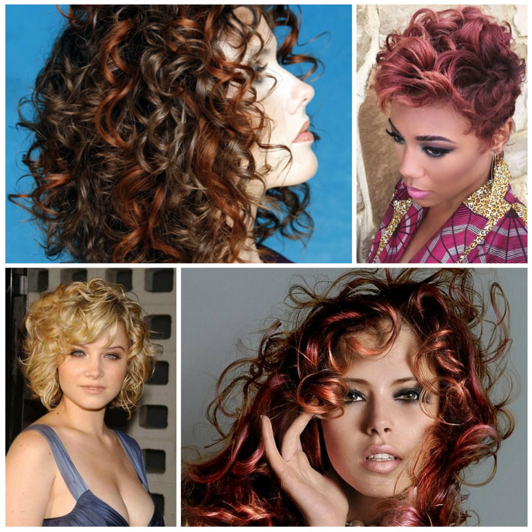 Short Haircuts For Naturally Curly Hair 2017 12 With Short Haircuts In Short Haircuts For Naturally Curly Hair (View 5 of 25)