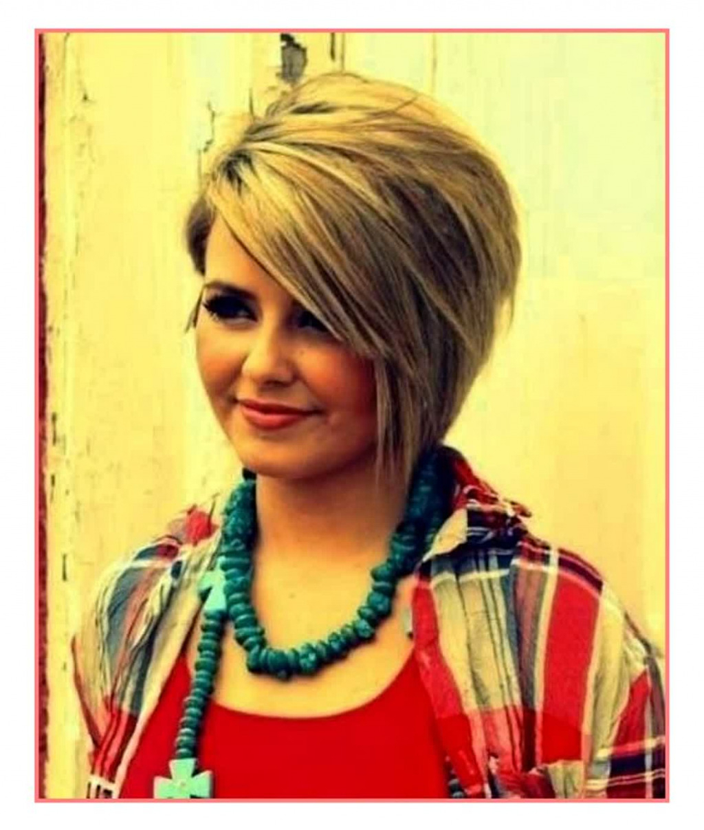 Short Haircuts For Obese Women – Hairstyles 2018 For Short Haircuts For Heavy Set Woman (View 17 of 25)