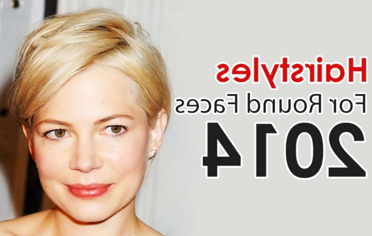 Short Haircuts For Round Faces Over 50 | Hairstyle For Women & Man Pertaining To Womens Short Haircuts For Round Faces (View 25 of 25)
