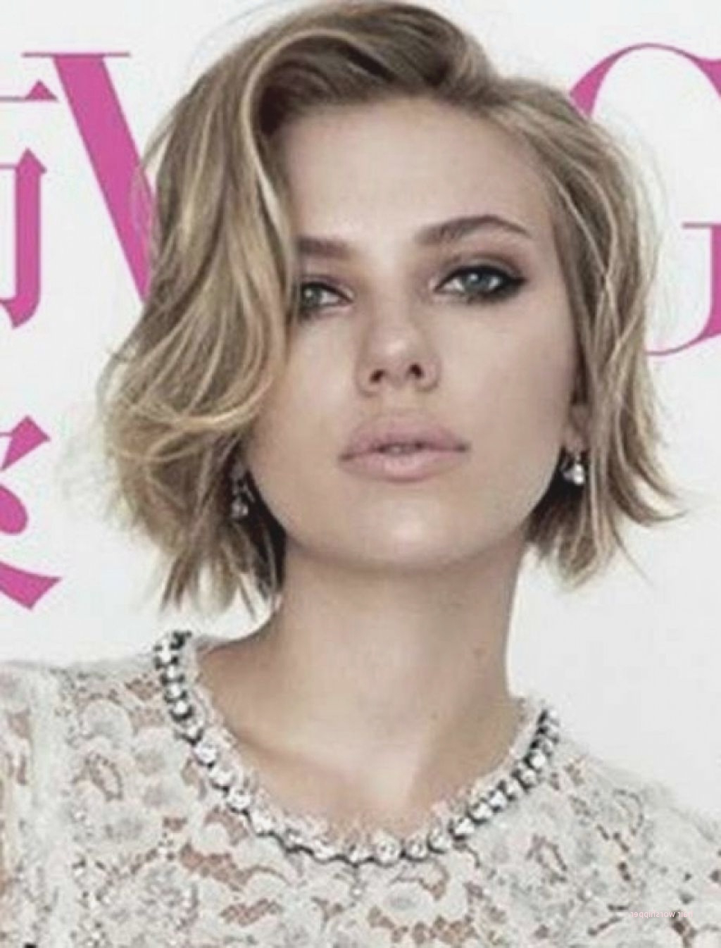 Short Haircuts For Thick Wavy Hair Square Face Elegant ˆš 24 Fresh Intended For Short Hairstyles For Square Faces And Thick Hair (View 10 of 25)