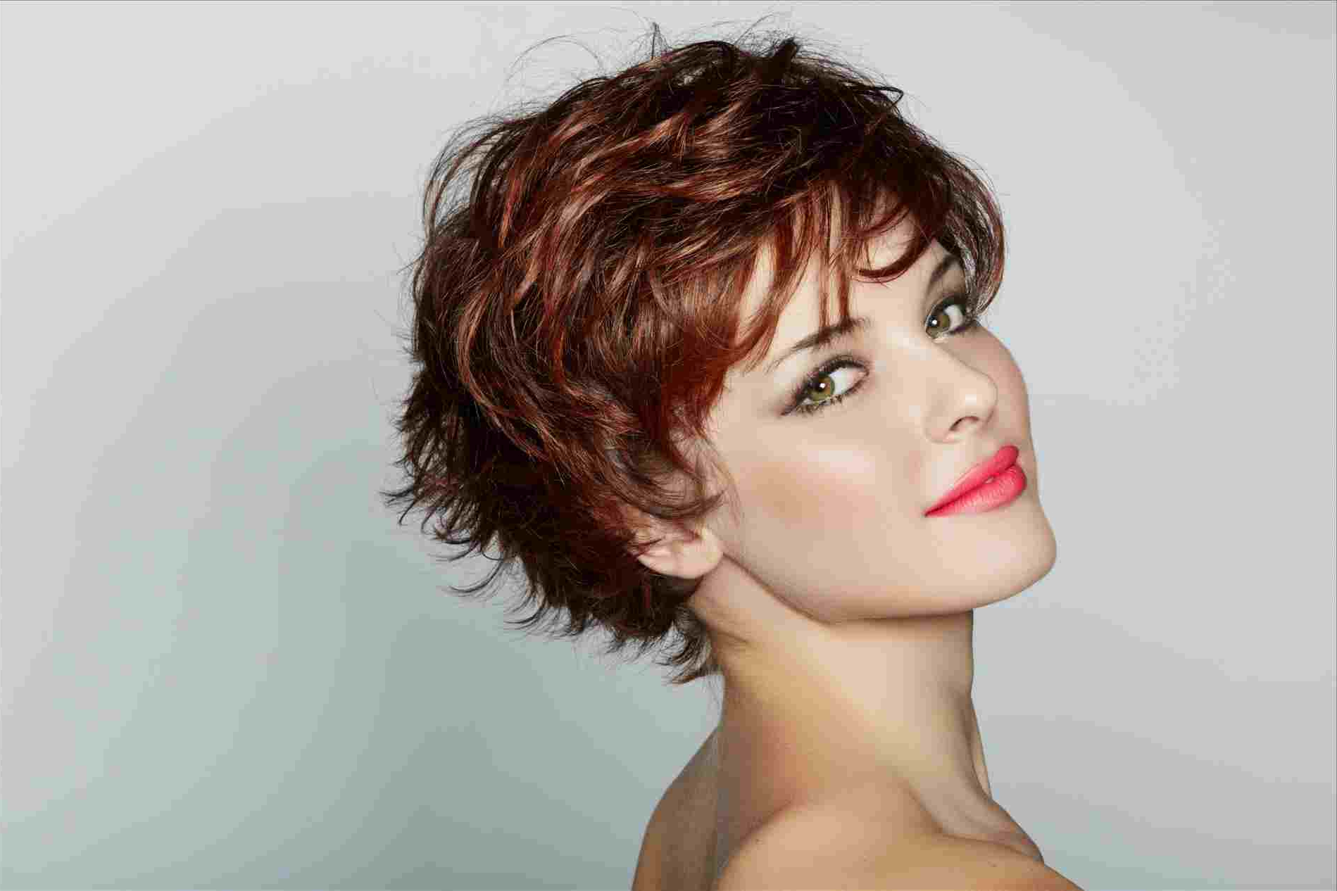 Short Haircuts For Thin Curly Hair 2018 | Makeupsite (View 8 of 25)