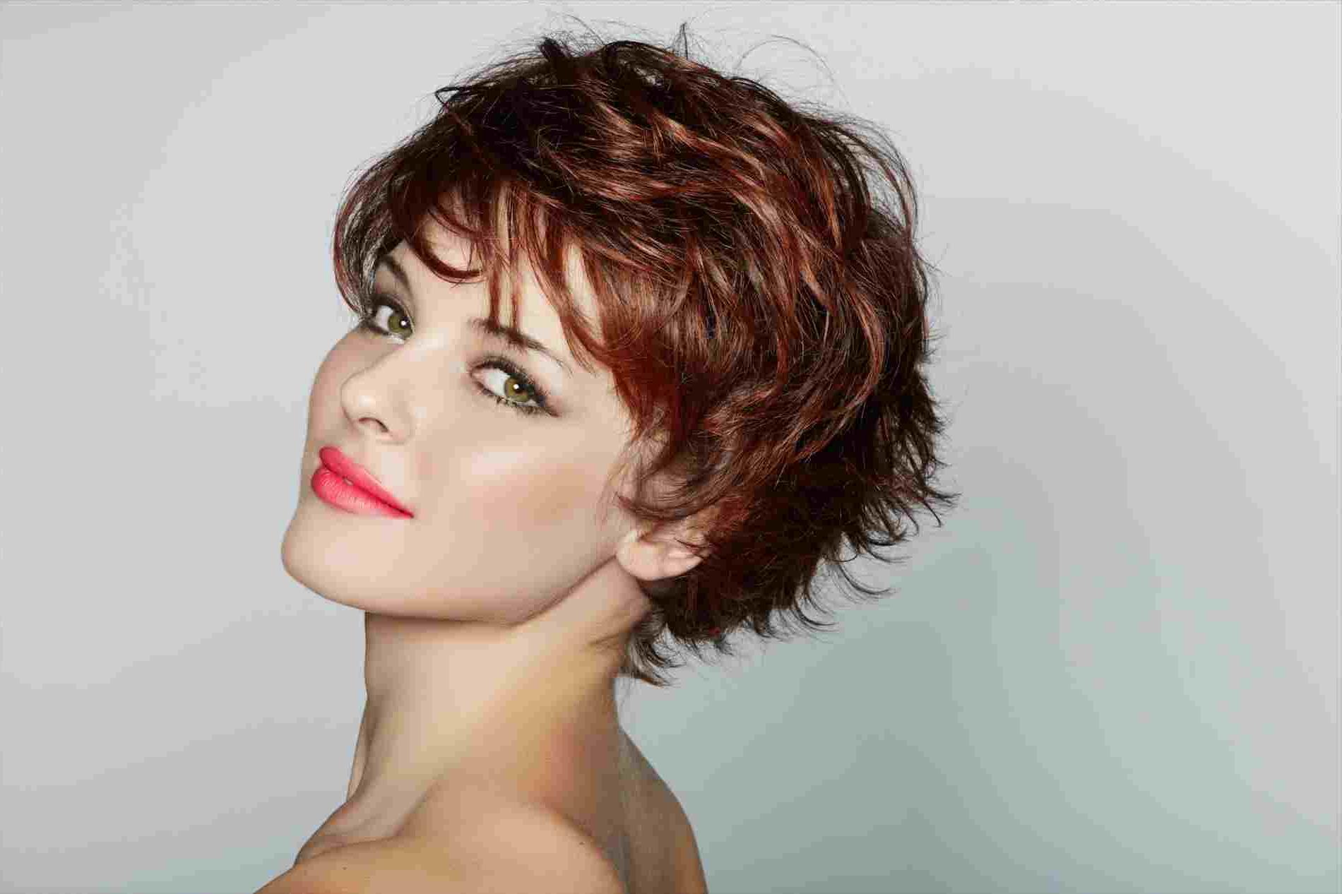 Short Haircuts For Thin Wavy Hair | Pokereborn Inside Short Haircuts For Thin Wavy Hair (View 24 of 25)