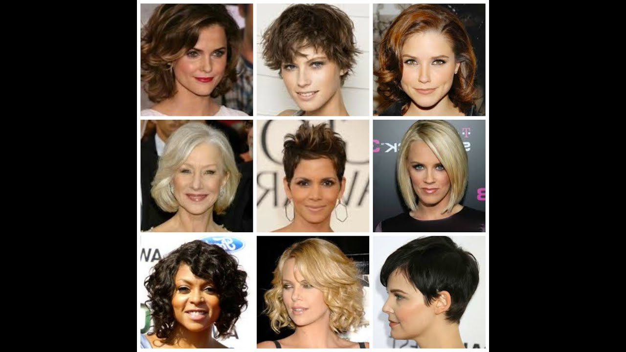 Short Haircuts For Women 2016 / Classy And Simple /face Shape Based In Short Haircuts For Different Face Shapes (View 5 of 25)