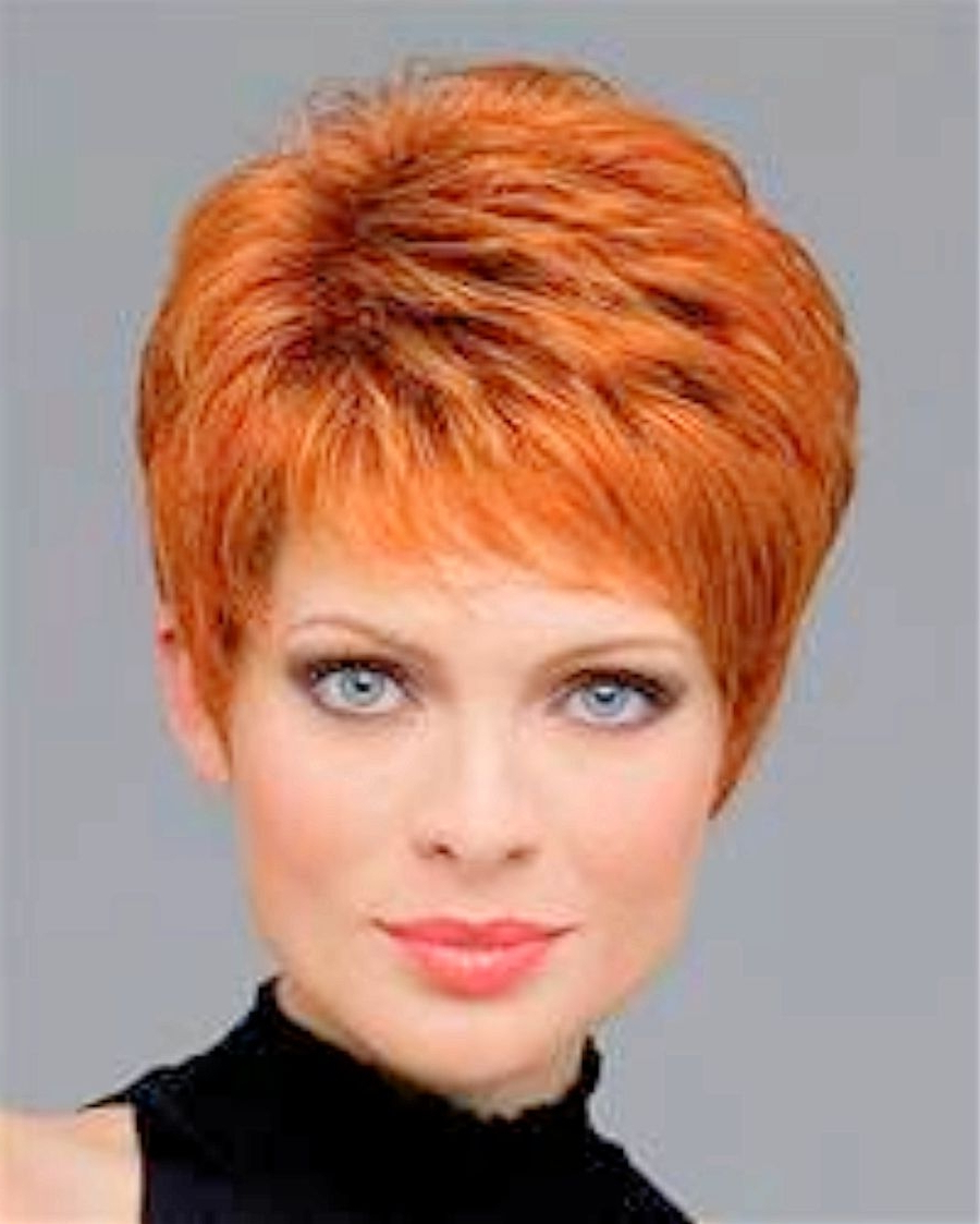 Short Haircuts For Women Over 50 Front And Back View – Hairstyle For Inside Short Hair Style For Women Over  (View 15 of 25)