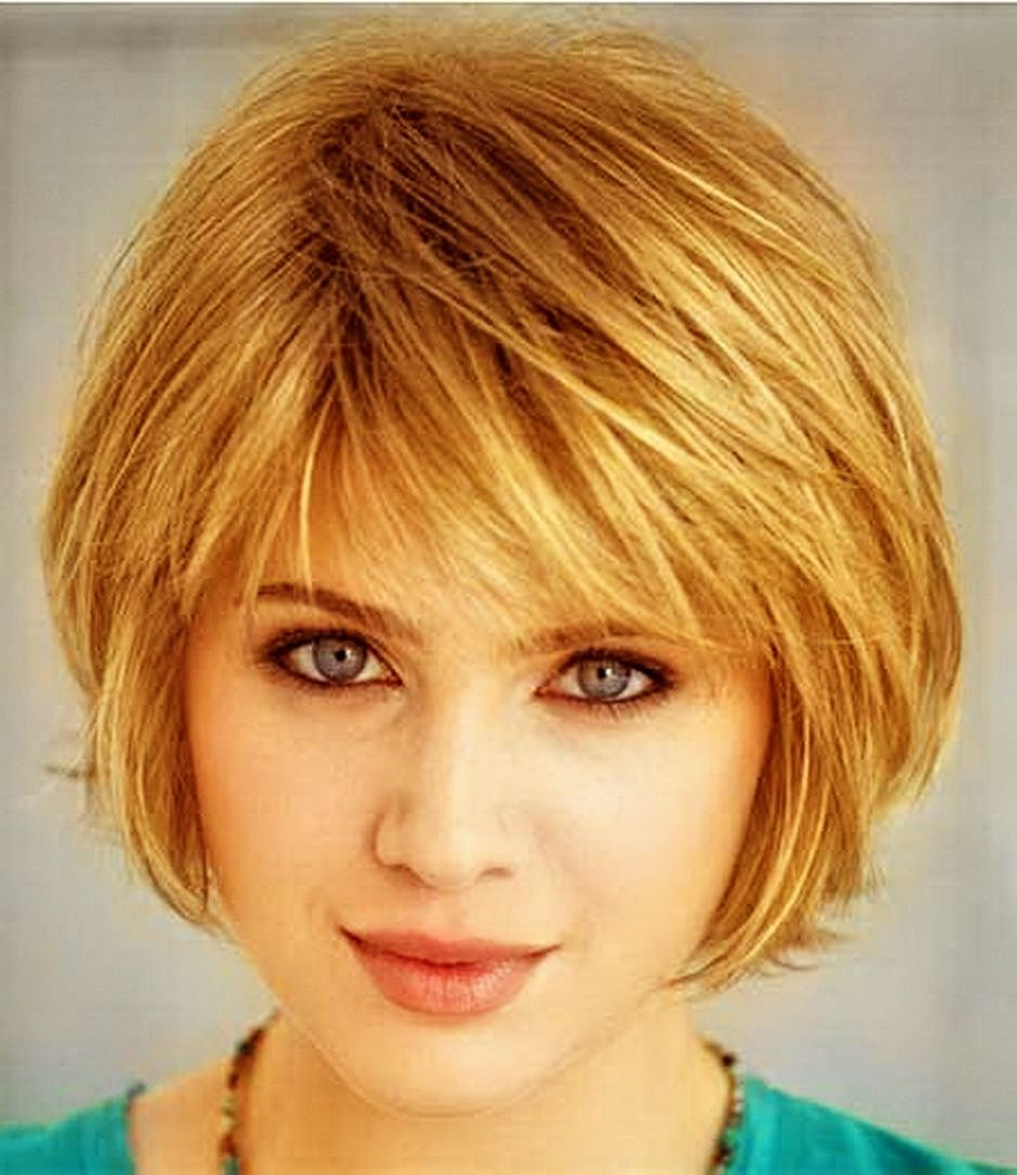 Short Haircuts For Women Over 50 With Fine Hair – Google Throughout Medium To Short Haircuts For Women Over (View 4 of 25)