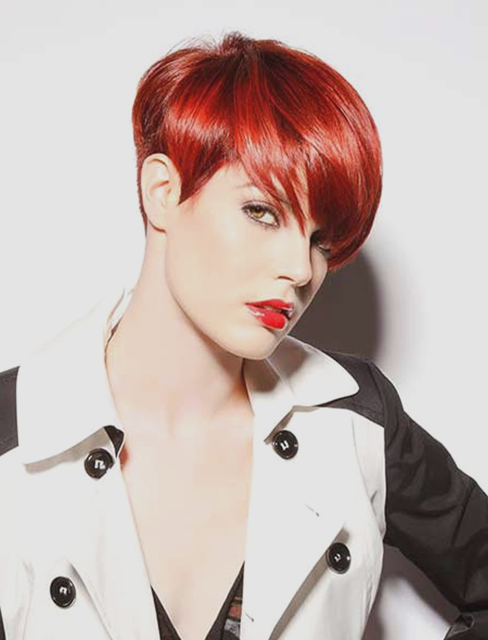 Short Haircuts With Red Hair | Cubeleaks With Regard To Short Haircuts With Red Hair (View 20 of 25)