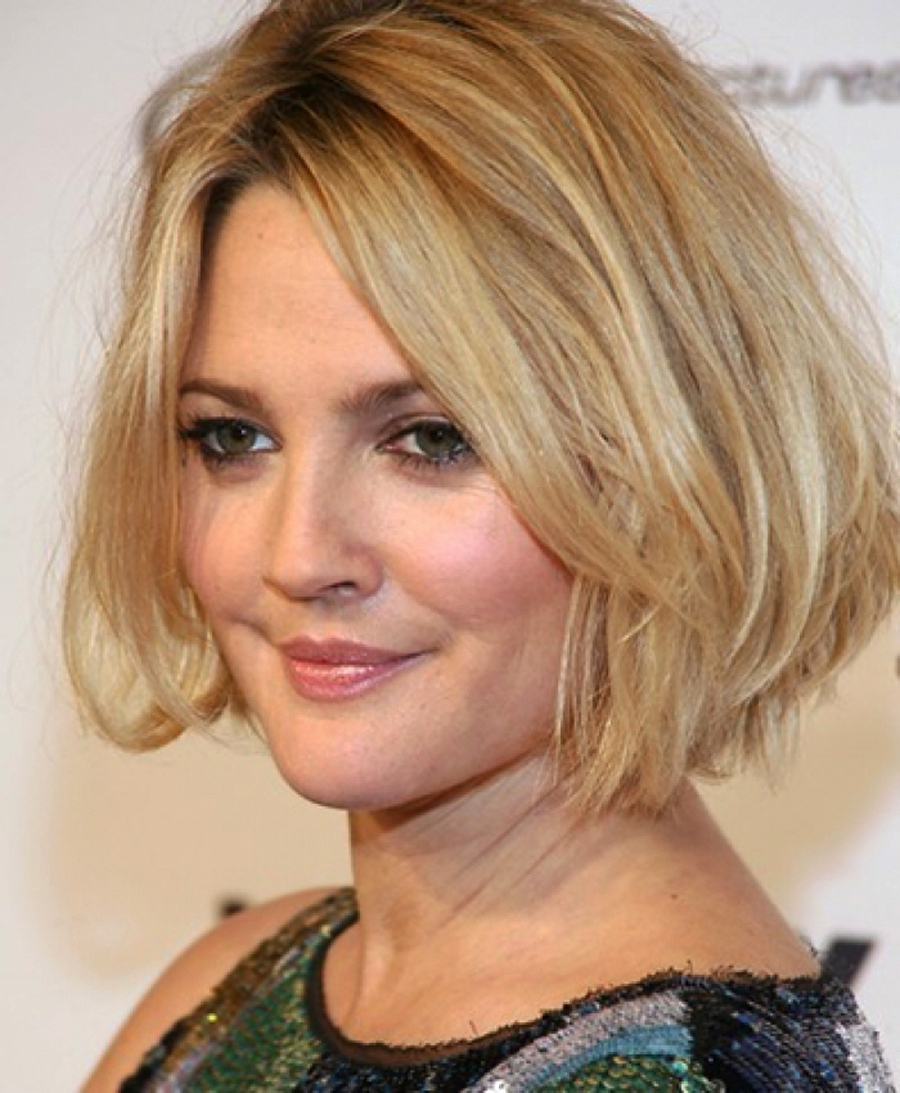 Short Hairstyle For Chubby Face 10 Trendy Short Hairstyles For Women With Regard To Short Haircuts For Big Round Face (View 25 of 25)