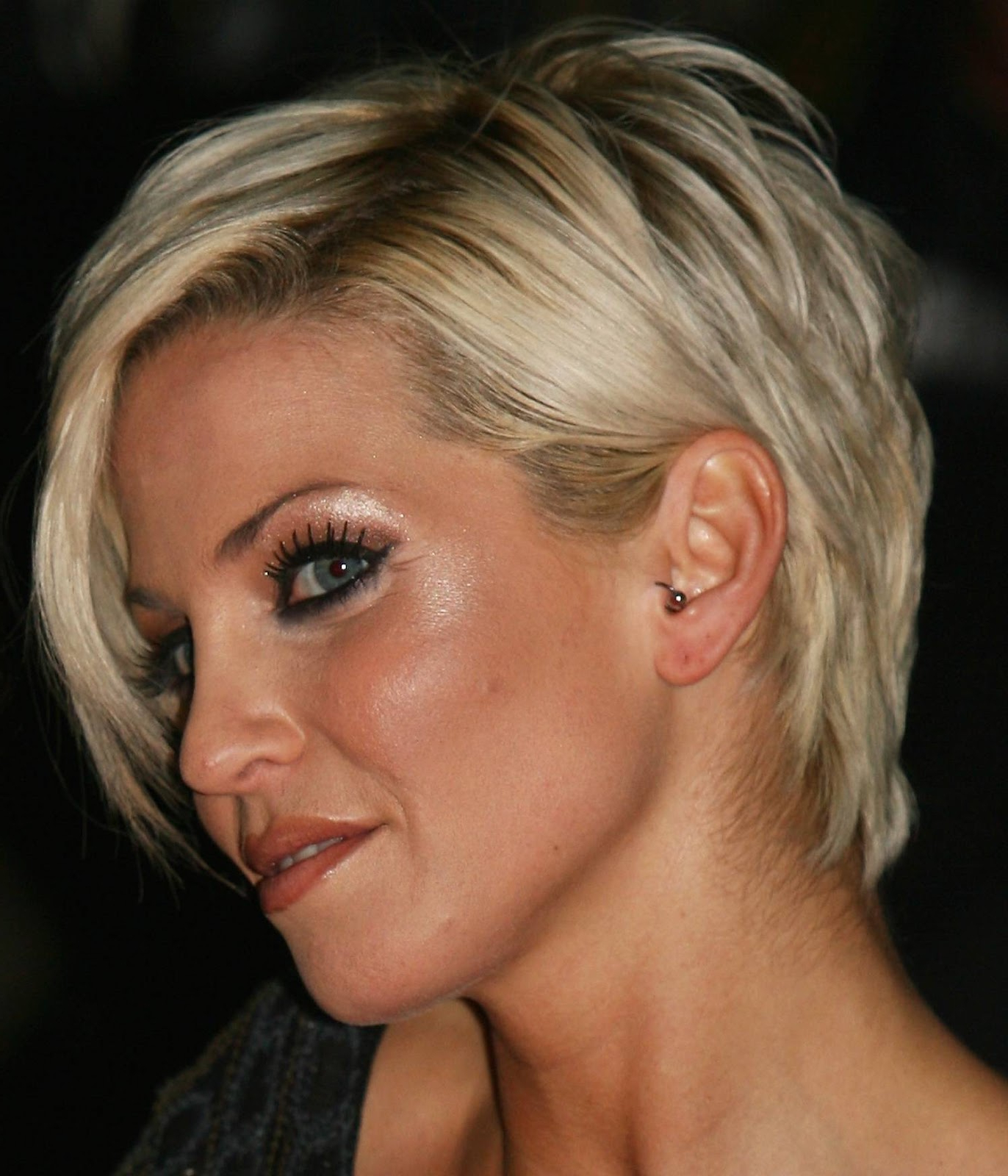 Short Hairstyle For Square Face Throughout Short Hairstyles For A Square Face (View 6 of 25)