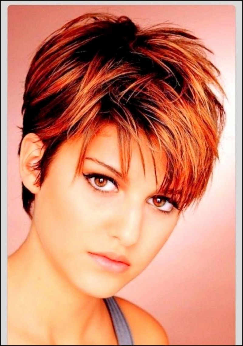 Short Hairstyle Pinterest 15 Best Collection Of Short Haircuts For For Short Haircuts For Round Chubby Faces (View 21 of 25)
