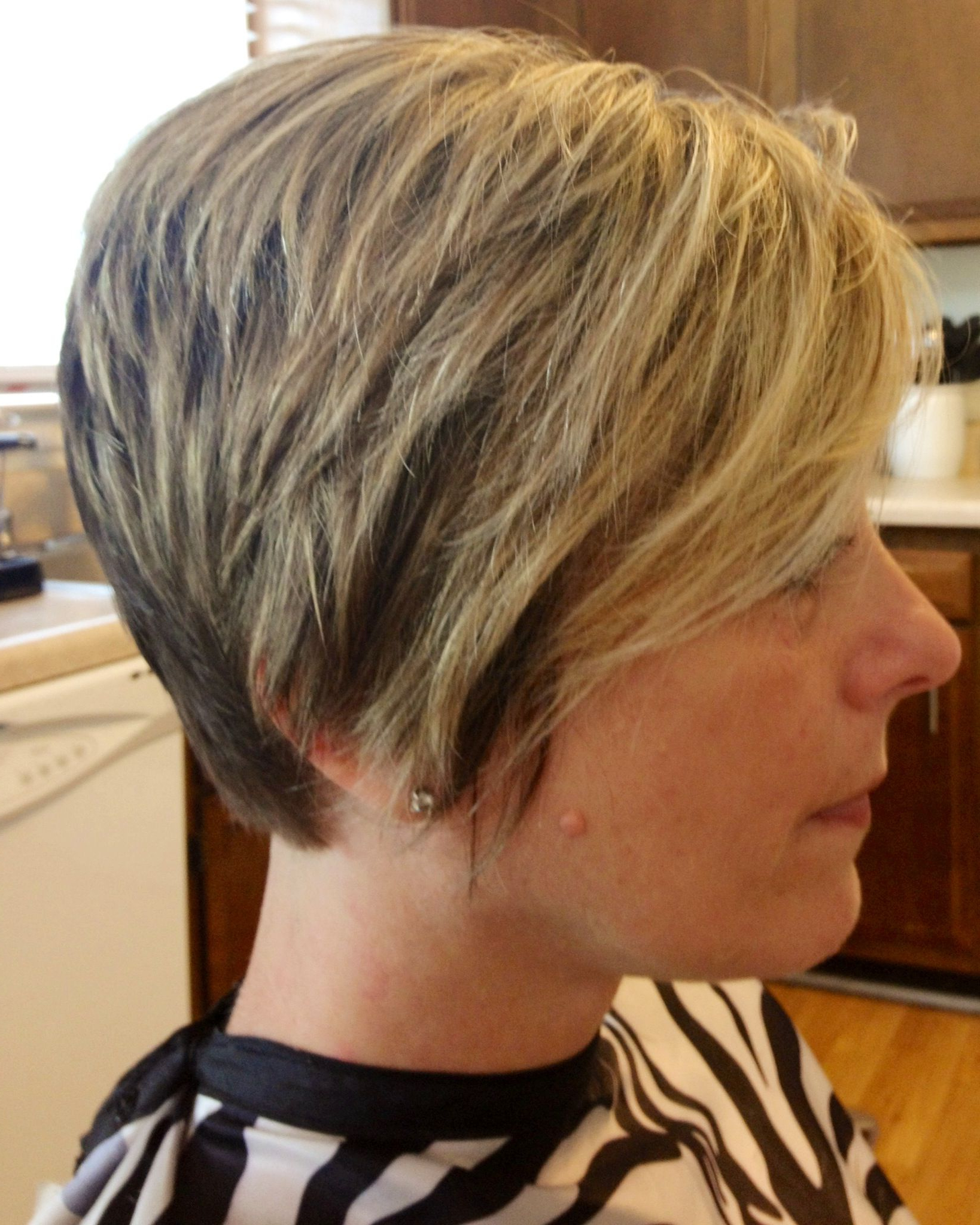 Short Hairstyle With Ears Covered   Primpy   Pinterest   Hair Styles In Short Hairstyles Covering Ears (View 8 of 25)