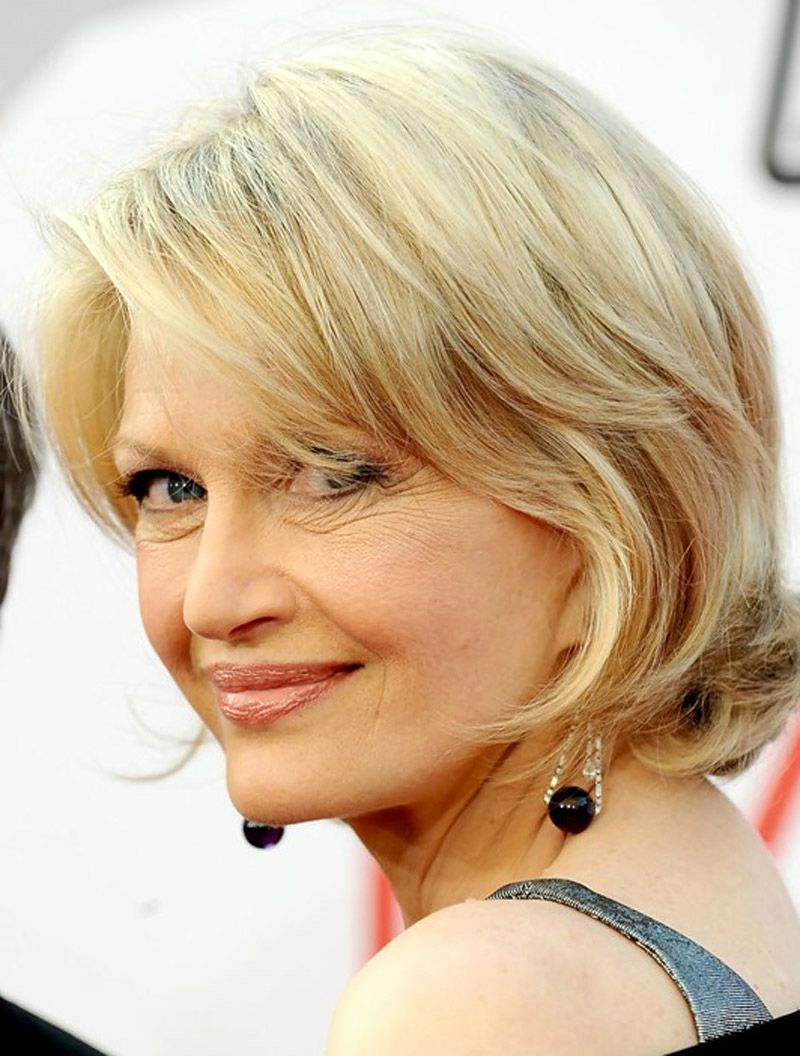 Short Hairstyles 2014 For Over 50 Beautiful Short Hairstyle For Pertaining To Short Hair Style For Women Over  (View 25 of 25)