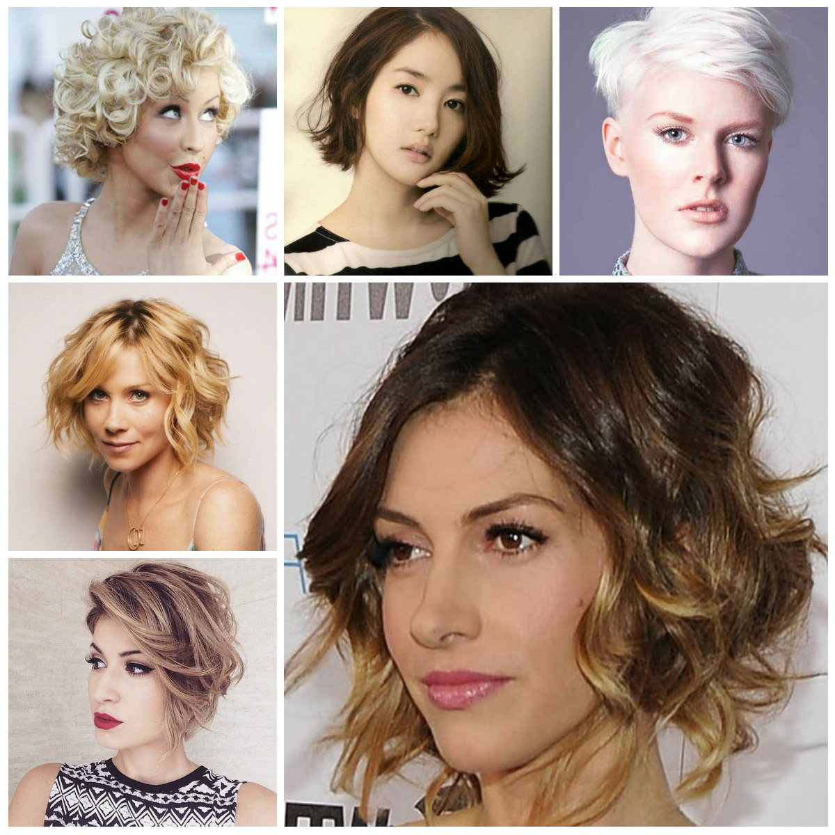 Short Hairstyles   2019 Haircuts, Hairstyles And Hair Colors Inside Chic Short Hair Cuts (View 22 of 25)